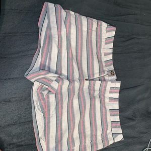 Old Navy Shorts - Cute striped shorts and simple black shorts!
